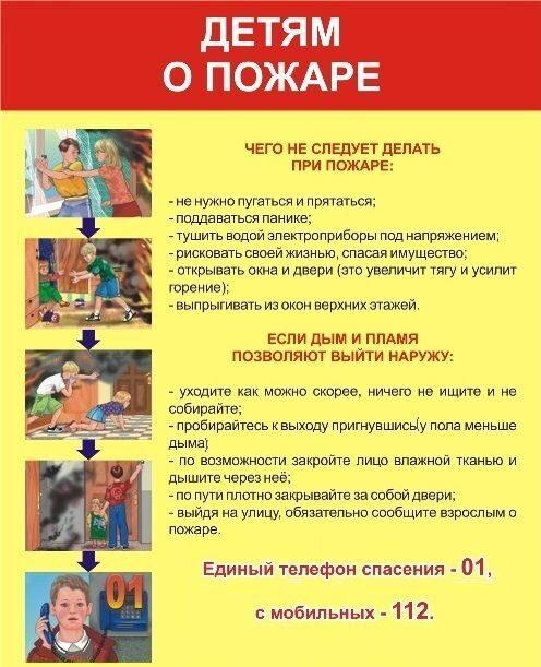 Pamyatka_detyam_o_pozare